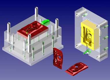 plastic injection molding software